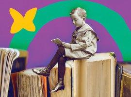 8 любимых книг издетства, которые стоит перечитать наанглийском