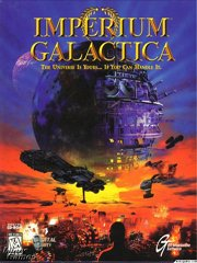 Imperium Galactica – фото обложки игры
