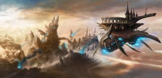 Final Fantasy 14: A Realm Reborn. Трейлер обновления 4.1 The Legend Returns