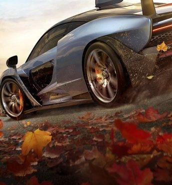 Обзор Forza Horizon 4 - Социалка на колёсах