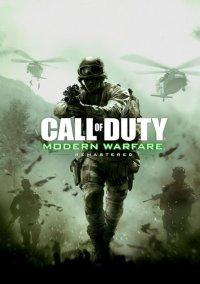 Call of Duty: Modern Warfare Remastered – фото обложки игры