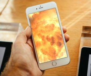 Взорвался iPhone 8 Plus – правда или хитрый вброс?