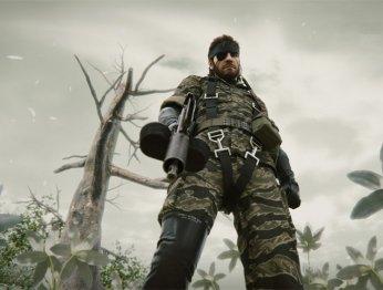 Серия игр Metal Gear