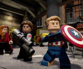 В LEGO Marvel's Avengers добавлены 9 персонажей «Противостояния»