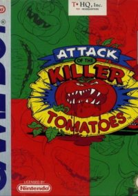 Attack of the Killer Tomatoes – фото обложки игры
