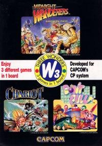 3 Wonders – фото обложки игры