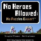 Скриншот No Heroes Allowed: No Puzzles Either! – Изображение 9