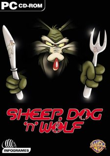 Sheep Dog 'N Wolf