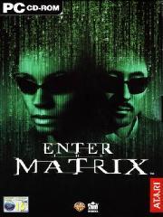 Enter The Matrix – фото обложки игры
