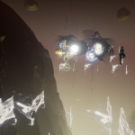 Скриншот A World's End – Изображение 2