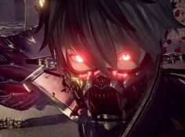 Новый трейлер Code Vein— RPG про вампиров отиздателя Dark Souls