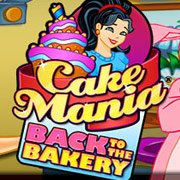 Cake Mania Back to the Bakery