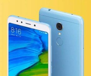 Xiaomi Redmi 5 с дисплеем 18:9 всего за $120