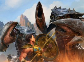 Впечатления отTitan Quest: Atlantis— нелучшее дополнение для отличной игры