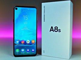 Samsung Galaxy A8s получил обновление доAndroid9 Pie