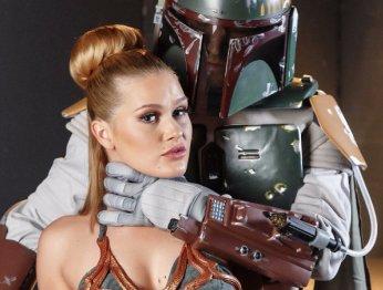 Порнопародии по«Звездным войнам»: кто вэтой вселенной стреляет первым?