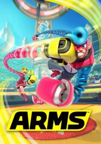 ARMS – фото обложки игры