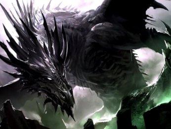 Собираем игрового «Дракона»— часть2. Черный дракон для преданных «пекарей»