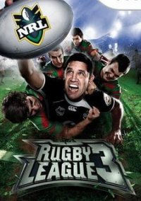 Rugby League 3 – фото обложки игры