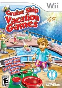 Cruise Ship Vacation Games – фото обложки игры