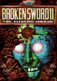 Broken Sword 2: The Smoking Mirror – фото обложки игры