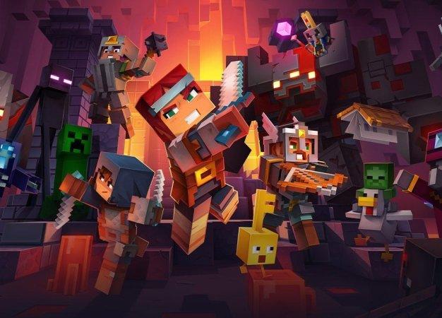 Разбираем Minecraft Dungeons— «диаблоид» вовселенной всем известной «песочницы»