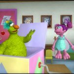 Скриншот Sesame Street: Elmo's Musical Monsterpiece – Изображение 1