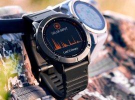Garmin Fenix 6X Pro Solar— смарт-часы ссолнечной батареей за77000 рублей