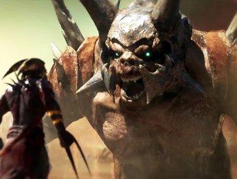 Рецензия на Shadow of the Beast