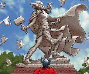 Marvel выпустит спецвыпуск, чтобы почтить память Тора-Джейн Фостер