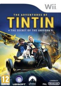 The Adventures of Tintin: The Secret of the Unicorn – фото обложки игры