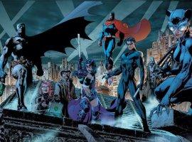 В России издали комикс Batman Hush
