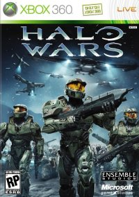 Halo Wars – фото обложки игры