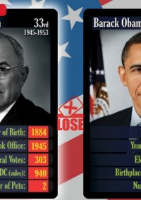 Top Trumps: US Presidents – фото обложки игры