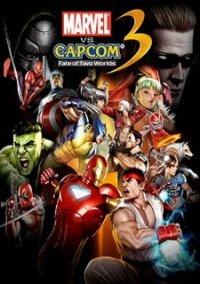 Marvel vs. Capcom 3 – фото обложки игры