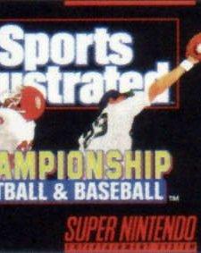 Sports Illustrated Championship Football & Baseball