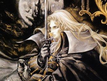 Серия игр Castlevania