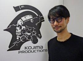 Отоснования студии дообустройства офиса— Кодзима рассказал, как начиналась Death Stranding