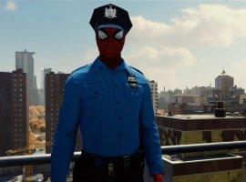 Коп-Паук изшутки Питера Паркера вSpider-Man для PS4— теперь инастраницах комиксов Marvel