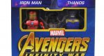 Фигурки пофильму «Мстители: Война Бесконечности»: Танос, Тор, Железный человек идругие герои. - Изображение 330