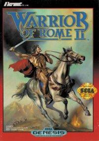 Warrior of Rome II – фото обложки игры