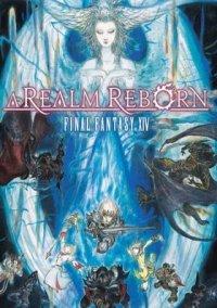 Final Fantasy XIV: A Realm Reborn – фото обложки игры