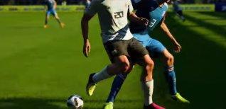 FIFA 18. Геймплейный трейлер