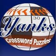 Yanks Crossword Puzzle