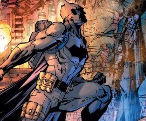 Новый комикс DCочередной раз доказывает, что Бэтмену нельзя доверять