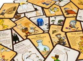 Круглый стол. Редакция «Канобу» вспоминает свои первые настольные игры