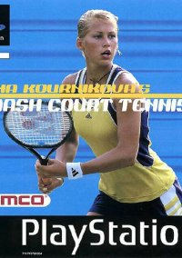 Anna Kournikova's Smash Court Tennis – фото обложки игры