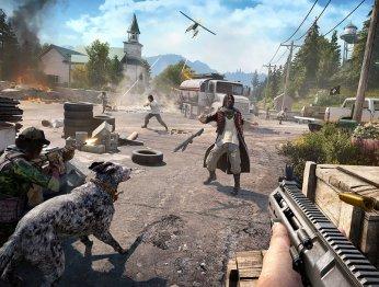 Собираем ПКдля Far Cry 5: 4K-разрешение и 60 кадров в секунду наультра-настройках