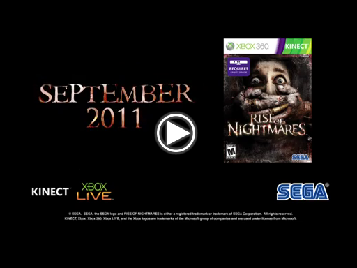 Rise of Nightmares. Геймплей