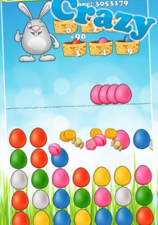Easter Crazy - Free Swap & Match Eggs Puzzle Mania